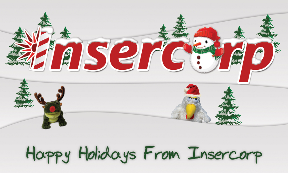 Happy Holidays from Insercorp
